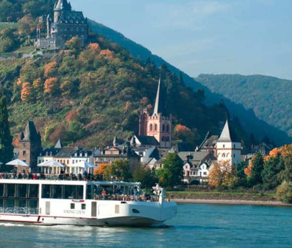 viking rhine river cruise