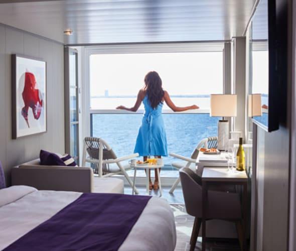 celebrity cruises infinite veranda stateroom