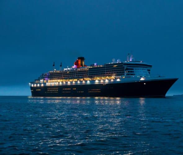cunard line ship queen mary 2