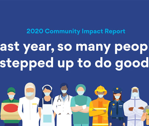 AAA community impact report