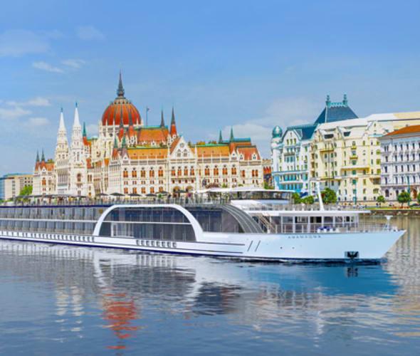 ama magna sailing in budapest