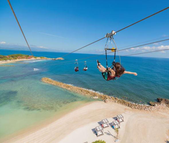 royal caribbean private island at labadee haiti