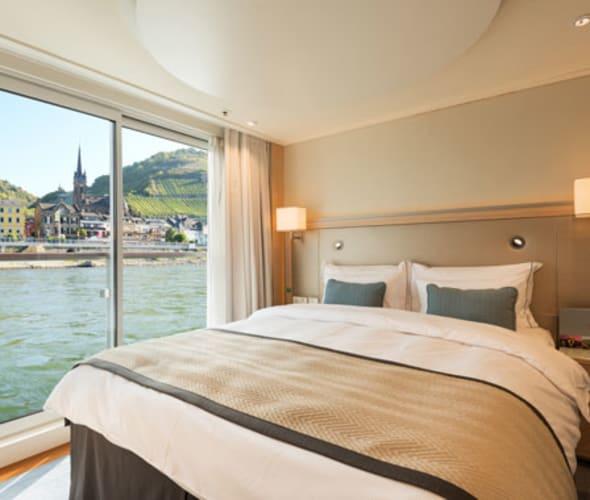 viking river cruise veranda suite