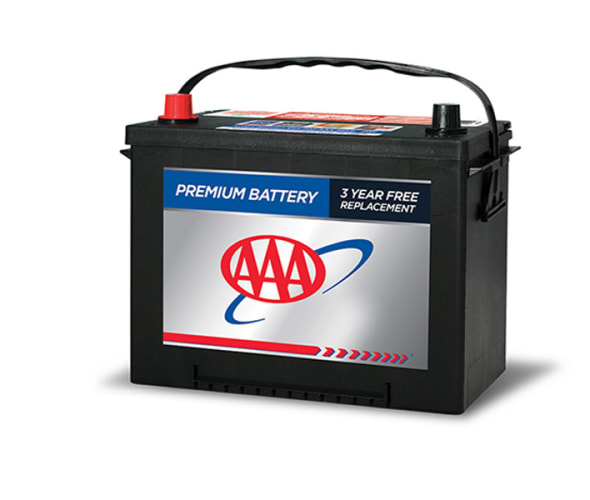 aaa replacement car battery