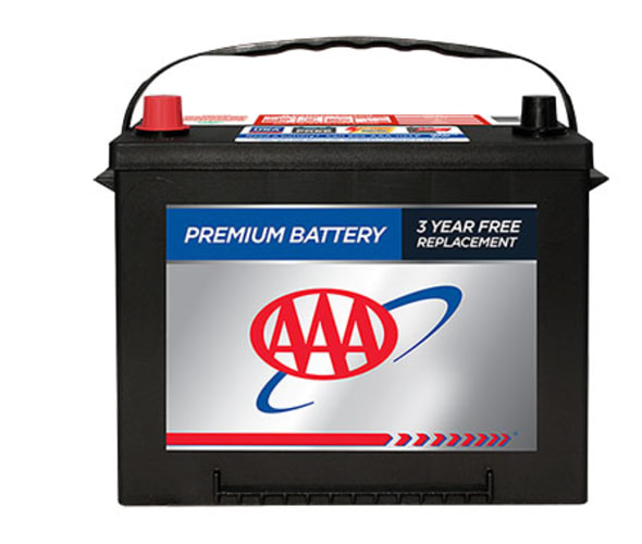 AAA Car Battery