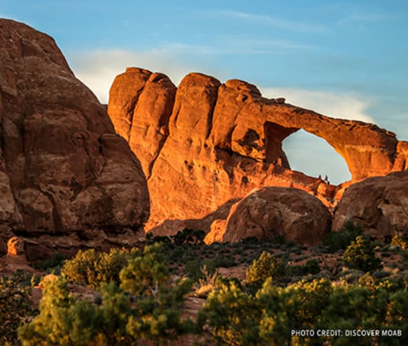 moab arches national park