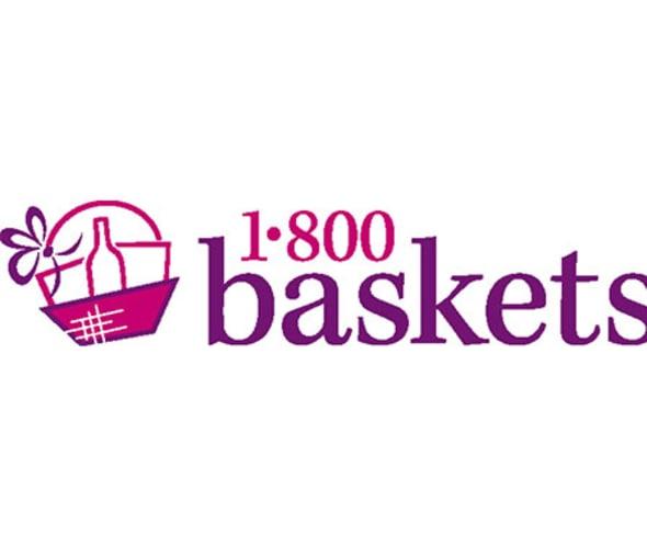 1-800Baskets logo