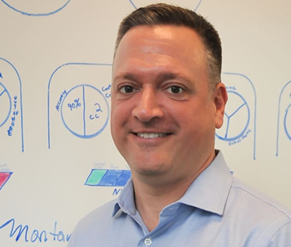Headshot of John Kane Cruger, Jr., Manager, Business Analysis and Member Experience Branch Operations at AAA NCNU