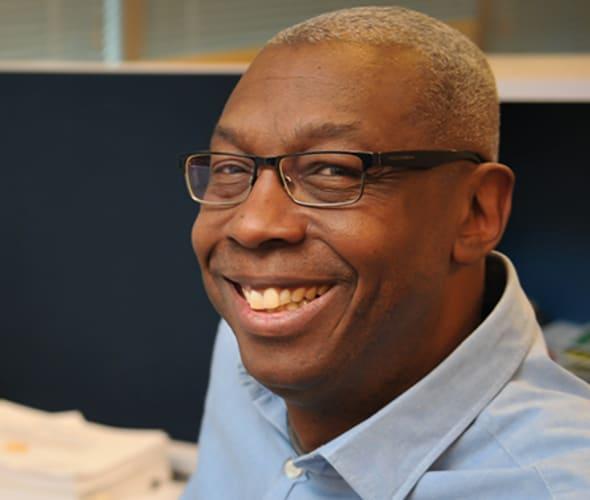 Headshot of Michael Honeycutt, Manager, Analytics at AAA NCNU