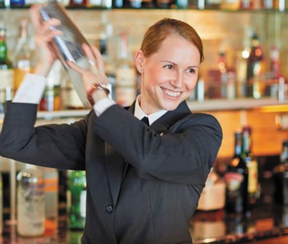 regent seven seas cruises bartender