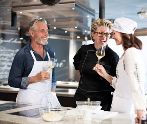 regent seven seas cruises culinary kitchen