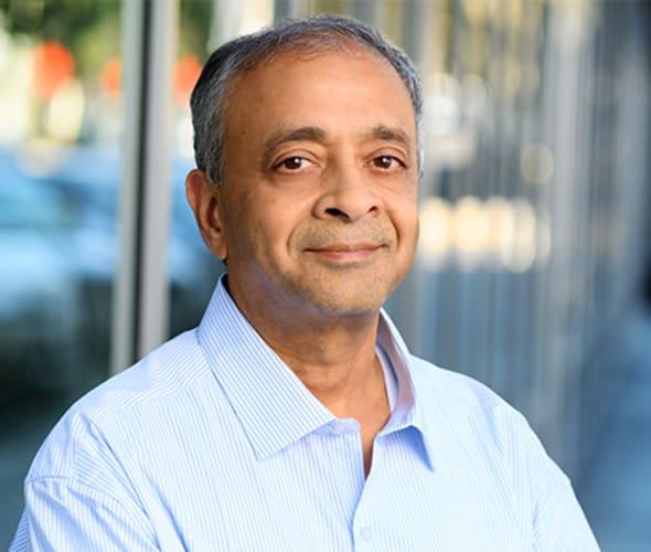 Headshot of Gopal Krishnan, Chief Innovation Officer at AAA NCNU