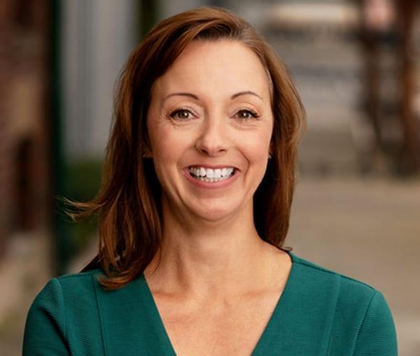 Headshot of Laura Zeigler, Chief Marketing Officer of AAA NCNU