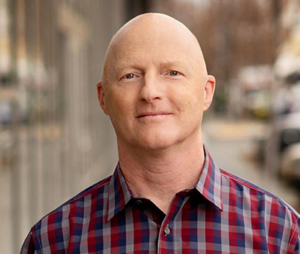 Headshot of Tim Condon, President & CEO of AAA NCNU