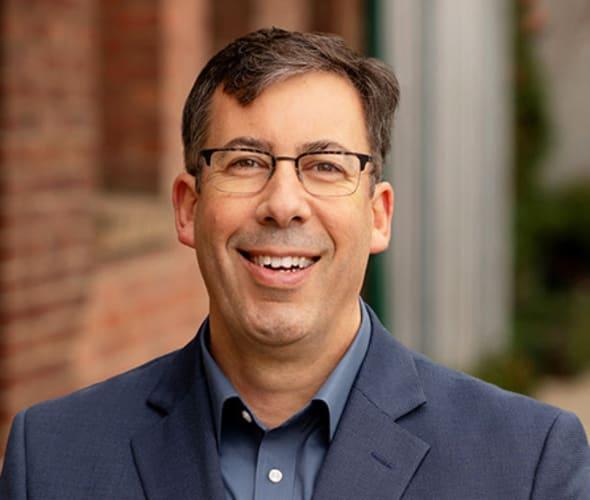 Headshot of Todd Burger, Chief Organizational Readiness Officer at AAA NCNU
